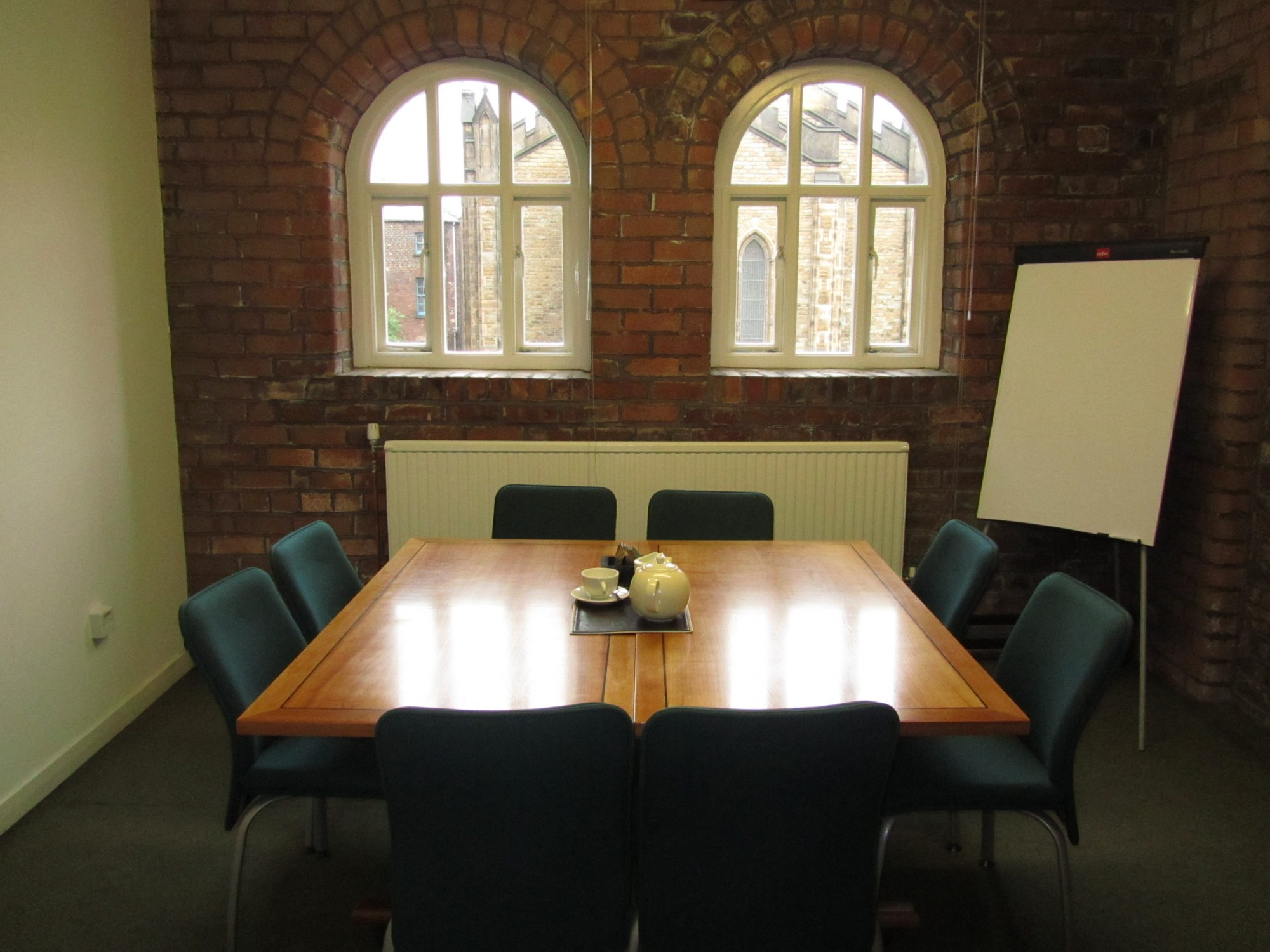 Meeting and Interview Rooms